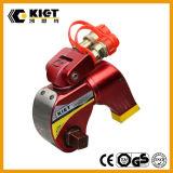 Llave inglesa de torque hidráulica caliente del mecanismo impulsor cuadrado de Kiet de la venta