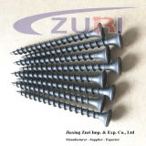 Linha de aço Tornillos 3 da multa do parafuso do Drywall de C1022 Hardend, 5X55