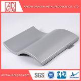 Aislamiento térmico y acústico de los paneles de pared de aluminio para Soffit