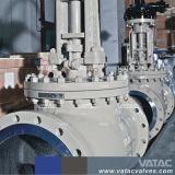 Valvola di globo di gestione dell'acciaio di getto della scatola ingranaggi