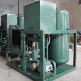Macchina di trattamento dell'olio della turbina di alto vuoto