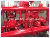 공장 공급 Nfpa20에 의하여 목록으로 만들어지는 포장된 화재 펌프