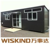 Wiskind Q345b Estructura de acero de la luz de la construcción de la fábrica de almacén