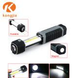 Super helle LED Taschenlampe des Stretchable PFEILER Arbeits-Licht-