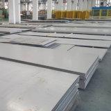 304 placas de acero inoxidables para la aplicación industrial