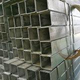 ASTM A500 hohles Kapitel-schwarzes Quadrat-Gefäß