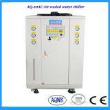 Refrigeratore di acqua raffreddato aria industriale popolare del rotolo per l'espulsione