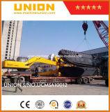 Excavatrice amphibie 20t ponton hydraulique avec le bras Long Reach