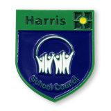 Pin de la solapa del esmalte de la actividad de escuela de Harris para el recuerdo