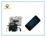 Sistema portatile di energia solare della Cina 100W per la casa
