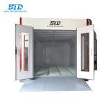 La máxima calidad carrocería cabina de pintura/ Utiliza cabina de pintura en Alemania/ cabina de pintura china