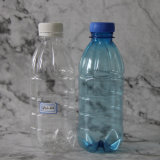 bouteille potable en plastique de l'animal familier 330ml transparent