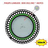 150W hohe Bucht LED, die 20250 Lumen Dimmable UFO-hohe Bucht-helle Vorrichtung beleuchtet