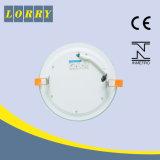 Высокое качество двойной цветов элегантный светодиодный индикатор на панели 12+4W