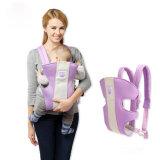 Weicher justierbarer Baby-Träger-Verpackungs-Riemen mit bequemen Faltenbildung-Brücken