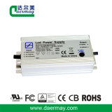En el exterior el controlador LED 80W 24V resistente al agua IP65