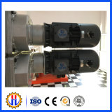 Réducteur en aluminium disponible de bâti de densité d'action pour des élévateurs de construction