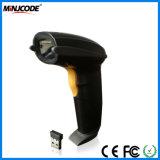Haute vitesse sans fil 2.4G Barcode Scanner Reader pour vente au détail/entrepôt/logistique, de scanner de code à barres pour POS, ordinateur de poche laser de haute qualité Barcode Scanner, MJ2830