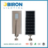 lámpara solar del camino de Aio del sensor de movimiento 60W