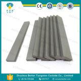 Tiras do carboneto cimentado com resistência de desgaste elevada para o Woodworking