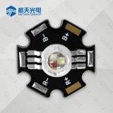 단계 빛을%s 고성능 6 Pin 3W RGB LED