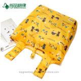 Kundenspezifischer Drucken-Arbeitsweg-Beutel-Nyloneinkaufen-Beutel-bewegliche faltende Einkaufstasche/Tote-Beutel