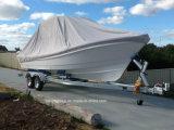 Liya barco pesquero de fibra de vidrio de 760 trabajos comerciales Barco Barco de FRP