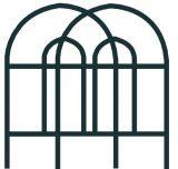Edge Fall Protection paralela de barreiras de malha de aço (ZKJ)