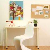 Kreativer S Typ Plastikweiß der Form-, dasim freienfreizeit Panton Stuhl (YC-P10, stapelt)
