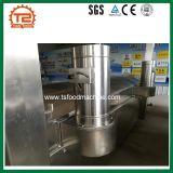 Samosa 스프링롤 프라이팬과 감자 칩 생산 라인에서 사용되는 튀기기 기계