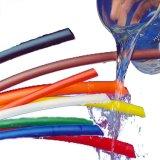 Flexible haute pression haute température Tube capillaire en téflon, commerce de gros ondulation Tube en plastique