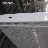 Перфорированные дисплей на задней панели для установки в стойку/супермаркет виски дисплей полки для установки в стойку