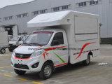 Vrachtwagen van de Hotdog van de Catering van Foton de Mobiele Voertuig van de Snack van 3 T het Mobiele