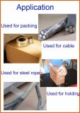 Cinta adhesiva de fibra de vidrio eléctrico para el Cable enrollado