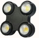 4 X100W 옥수수 속 LED 경청자 빛 곁눈 가리개 빛 DMX LED 단계 스튜디오 빛