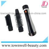 Щетка волос многофункциональной волны раскручивателя более сухих волос электрическая