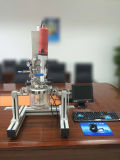 5L vácuo laboratorial máquina emulsionar