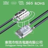 Interruttore del ritaglio di temperatura per il trasformatore