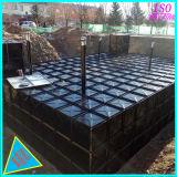 Serbatoio di acqua sotterraneo caldo esterno interno di Glavanized Bdf del TUFFO dell'acciaio inossidabile