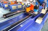 Dobladoras del tubo automático del metal de Dw25cncx3a-2s para el proceso del ángulo