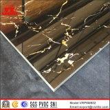 Builidng Fliese-Marmor-Stein glasig-glänzende Polierporzellan-Fußboden-Fliesen (VRP6M801-1)