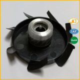 CNC di abitudine che lavora alluminio alla macchina anodizzato 6061 pezzo di ricambio del macchinario