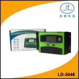 30A 48V LCD intelligenter Batterie-Controller der Bildschirmanzeige-Sonnenenergie-PWM