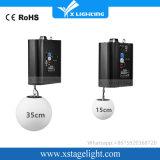 Xlighting 8CH 마술 DMX512/Master 노예 /Auto 새로운 LED 공 가벼운 드는 공