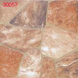 300X300mmの石造りの一見の滑り止めの無作法な陶磁器の床タイル