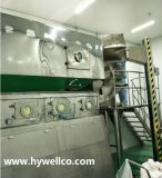 Xf lit fluidisé en continu de la série cheveux/ séchage/déshydrateur/sec de la machine pour Pellet / Boisson solide granule/granule de boissons