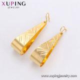 96281 Fashion Fancy Cz Diamond couleur Or Rose Bijouterie de fantaisie Earring