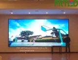 Aluguer de P2.6 interior em cores de LED Vídeo Wall com disponibilidade de Acesso Dianteiro e Traseiro