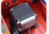 Elevador de tesoura de condução elétrica completa