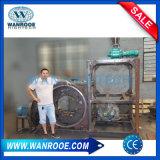 ディスクタイプRetormolding LLDPE/PVC/PEのプラスチック粉の製造所機械